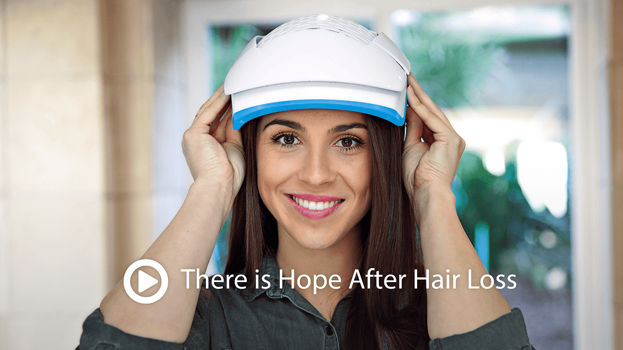 Theradome for hair loss